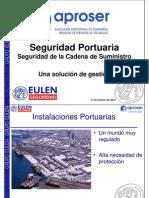 Seguridad Portuaria - Seguridad de la Cadena de Suministro Una solución de gestión - Febrero 2011