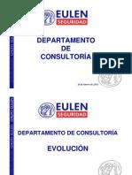 Eulen Seguridad - Departamento de Consultoria - Febrero 2011