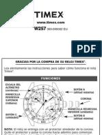 Timex Altimeter