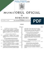 OMAI 577/2008 - privind programul de lucru al polițiștilor, formele de organizare a acestuia și acordarea  repausului săptămânal