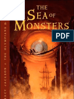 44463119 Percy Jackson and the Olympians Book 2 the Sea of Monsters