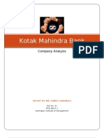 41577382 Kotak Mahindra Bank Final