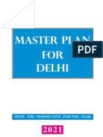 Master Plan for Delhi 2021