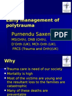2 Early Management of Polytrauma 1