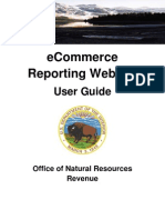 User Guide eCommerce
