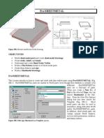 Pro Sheet Metal LESSON