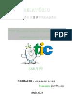 Relatorio - TIC Quadros Interactivos Multimedia e Com Put Adores Portateis - Jose Dionisio - Copia