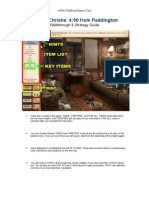 Agatha Christie 450 From Padding Ton - Walk Through & Strategy Guide - wWw.fishBoneGames