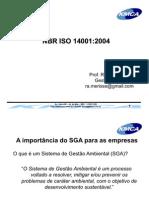 ISO 14001 - aula 1