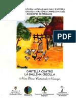Manejo de La Gallina Criolla y Modelo Registros