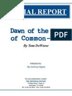 Commonism-Communism, Democracy, or ?