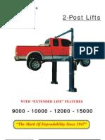 2-Post Brochures Revised 11-21-07