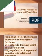 MLE History