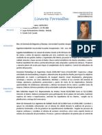 Curriculum Olgandreina