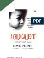 Dave Pelzer - Child Called It