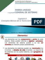 Teoria General de Sistemas Cap II ( Universidad Nacional de moquegua )