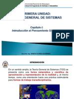 Teoria General de Sistemas Capitulo III y IV ( Universidad Nacional de Moquegua )