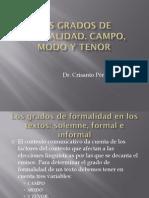 Los Grados de Formal Id Ad. Campo, Modo y Tenor-1