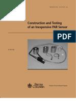 PAR Sensor Construction