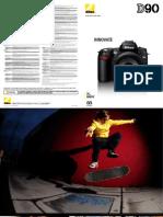 Nikon D90 Brochure