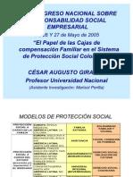 Cesar Giraldo - Profesor Universidad Nacional