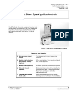 G76x Direct Spark Ignition Controls Product Bulletin