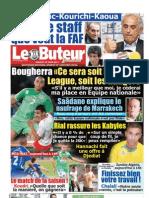 LE BUTEUR PDF du 18/06/2011