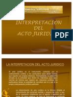 Presentacion Acto Juridico
