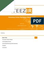 20091006workshoponlinereputationmanagement-091019063746-phpapp01