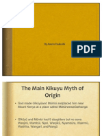 Kikuyu Myths