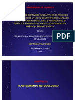 Proyecto Tesis Power Point