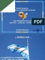 Aurora Historia de La Cancion de La Bandera