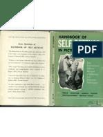 Handbook of Self Defense In Pictures And Text - LT. Commander John Martone 1955