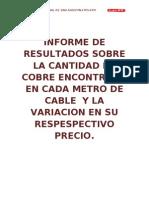 Trabajo Cables-Regresion Linear