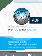 Periodismo digital, convergencia, redes y móviles