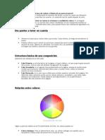 Cómo combinar colores a la hora de realizar el diseño de un nuevo proyecto