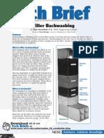 Filter Backwash DWFSOM83