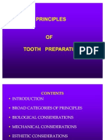 Principles of Tooth Preparation Final