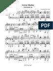 Piano Squall-Tetris Medley