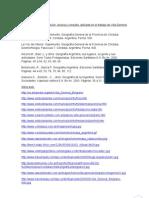 Bibliografía de investigación