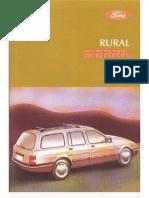 Manual Sierra Rural