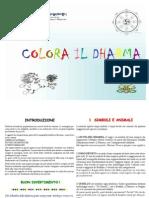 colora il dharma