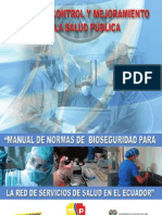 Manual de Normas Bioseguridad