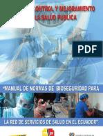 Manual de Normas Bioseguridad