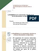 La flexibilidad en la contratación colectiva Rolando-José