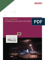 Tems Automatic 8.2 Brochure