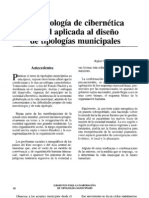 Cibernetica Social Tipologia Mu Icipal