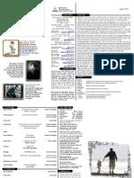 06-18-11 Bulletin