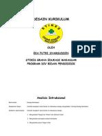 Analisis Intruksional eput