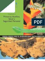 Manual Básico para el Guarda recursos centroaméricano. V6